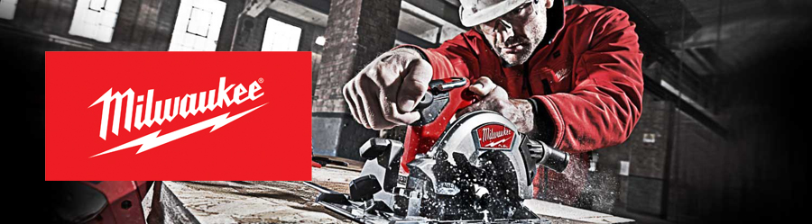 Milwaukee Power Tools in Lancashire from Dennis Barnfield Ltd.
