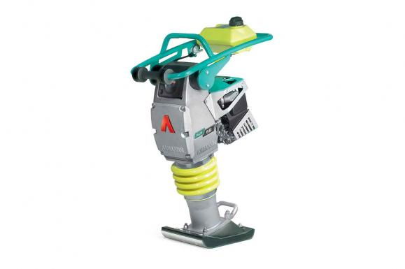 Ammann ACR68 Rammer available from Dennis Barnfield Ltd, plant achinery sales in the North West since 1964.