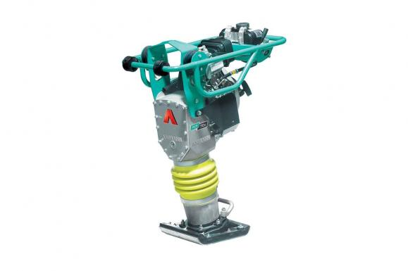 Ammann ACR70D Rammer available from Dennis Barnfield Ltd, plant machinery sales in the North West.