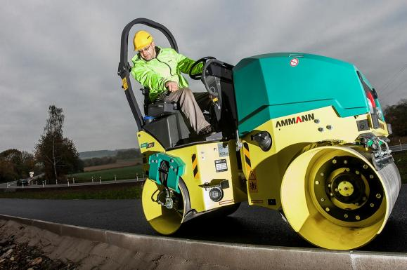 Ammann ARX20 Roller available from Dennis Barnfield Ltd, plant machinery sales in the North West since 1964!