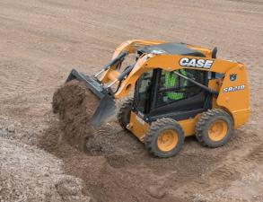 Case SR210 Skidsteer Loader available from Dennis Barnfield Ltd, plant machinery sales in the North West since 1964!