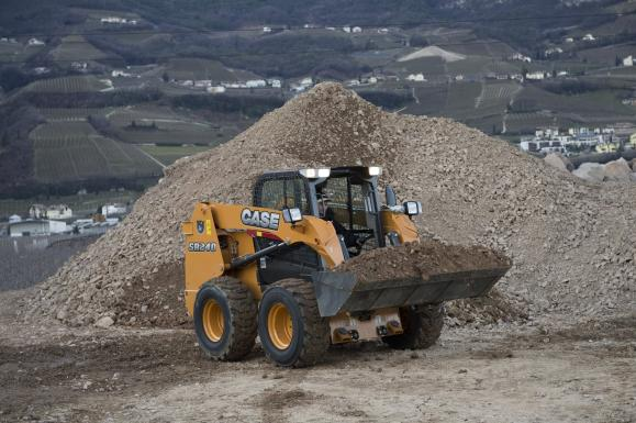 Case SR240 Skidsteer Loader available from Dennis Barnfield Ltd, plant machinery sales in the North West since 1964!