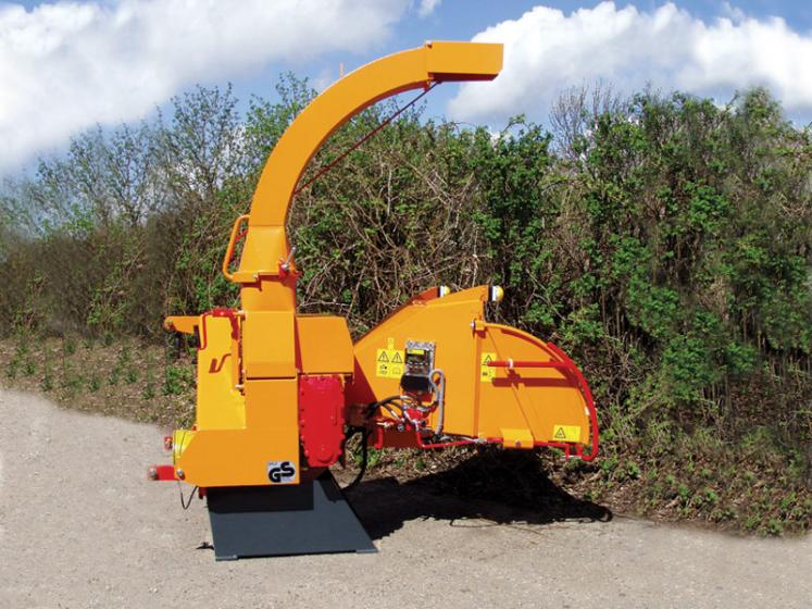 Jensen A231 PTO Chipper available from Dennis Barnfield Ltd. Machinery sales in North West since 1964!