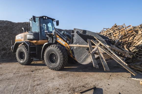 Case Wheel Loaders from Dennis Barnfield Ltd. Wheel Loaders in Lancashire, Cumbria and Merseyside. Over 50 years of plant machinery sales and service.