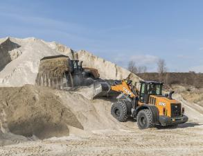 Case G Series Wheel Loaders available from Dennis Barnfield Ltd. Loading Shovels in Lancashire.
