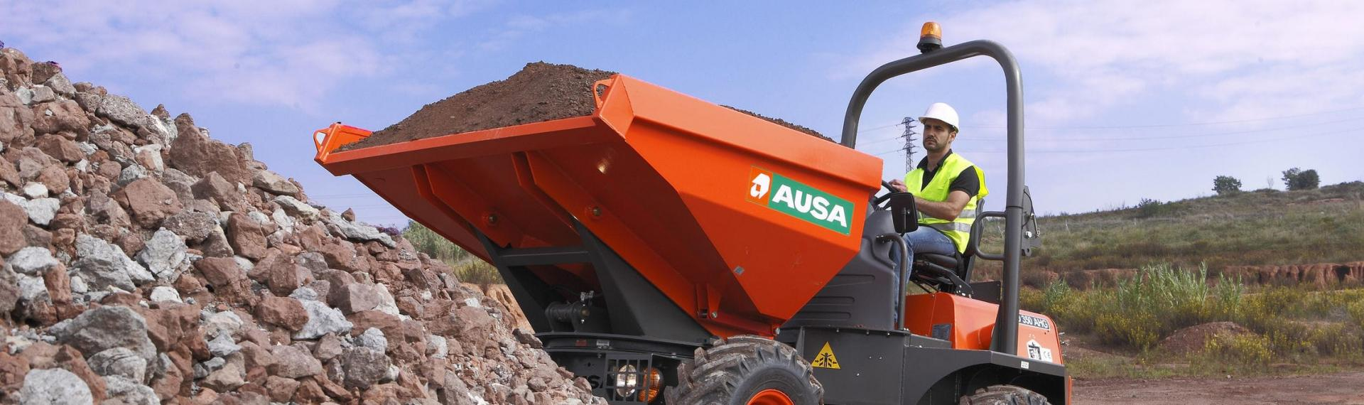 Ausa Site Dumpers