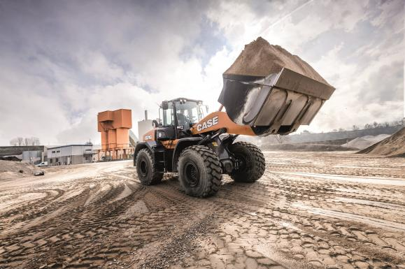 Case 821G Wheel Loader
