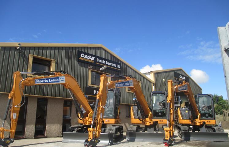 Morris Leslie Excavators